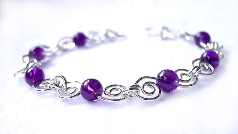 Wire bracelet pictures to pin on pinterest