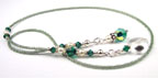 May - Emerald Birthstone Beaded Bookmarks